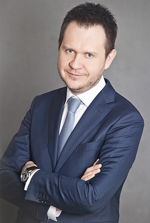 Grzegorz Golec – Partner, Prezes Zarządu Rubicon Partners Corporate Finance S.A. i Rubicon Partners Ventures sp. z o.o.