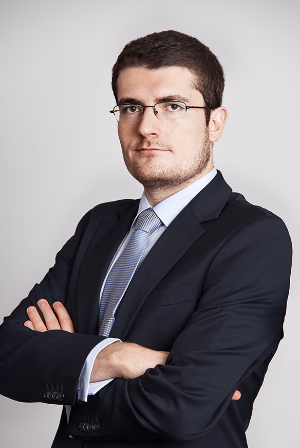 Michał Chabowski - Member of the Management Board of Rubicon Partners Ventures sp. z o.o.